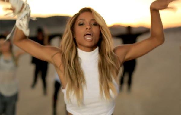 Ciara music video Got Me Good