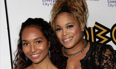 Female music group TLC (T-Boz and Chilli) to release new album