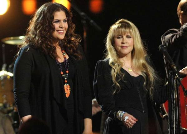 Stevie Nicks And Lady Antebellum  CMT Crossroads