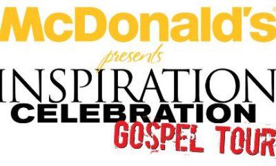 McDonalds USA Inspiration Celebration Gospel Tour