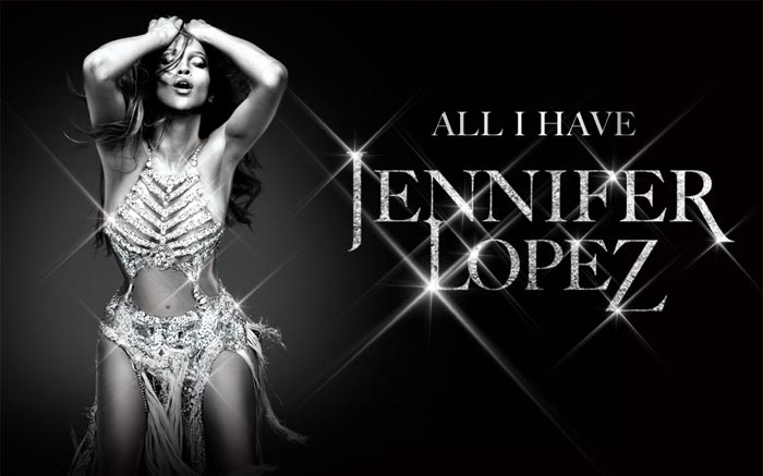 Jennifer Lopez All I Have Las Vegas Planet Hollywood