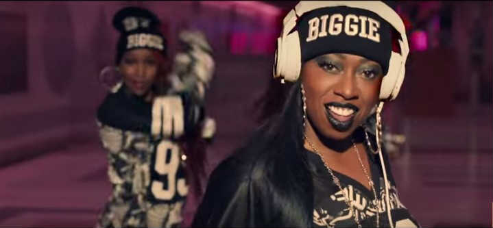 Missy Elliott WTF music video