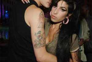 Amy Winehouse and Blake