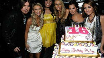 Miley Cyrus – Sweet 16 Birthday