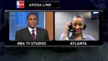 Ciara NBA Arena Link