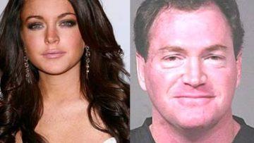Lindsay Lohan and David Combs