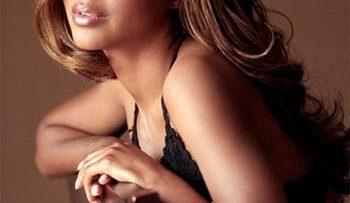 R&B singer Toni Braxton