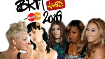 20Pink, Katy Perry, Gabriella Cilmi, Santagold, Beyonce Knowles – 2009 BRIT Awards