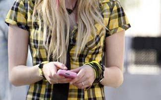 Avril Lavigne Abbey Dawn Fashion Line Photos