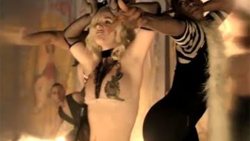 Britney Spears Circus video