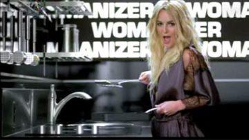 Britney Spears – Womanizer