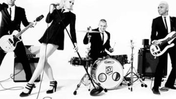 No Doubt 2009 Summer Tour
