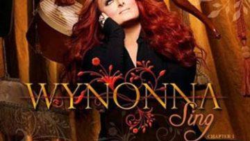 Wynonna Judd Album Cover Sing