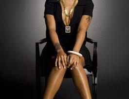 Photo of female rapper Eve