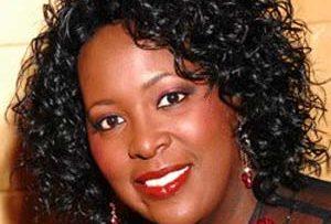 Gospel singer Lady Tramaine Hawkins