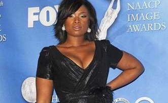 Jennifer Hudson at the NAACP Image Awards 09