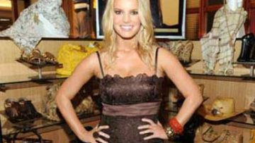 Jessica Simpson at Fancy Fragrance Launch In Arizona
