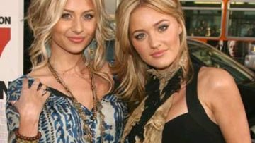 Photo of Aly and AJ – 78Violet