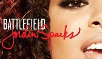 Photo of Jordin Sparks Battlefield Album Cover