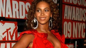 Photo of Beyonce at 2009 MTV VMA's