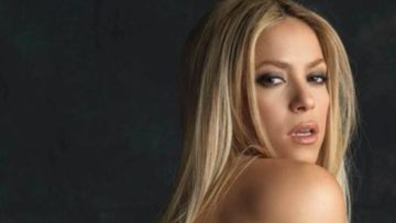 Photo of singer Shakira