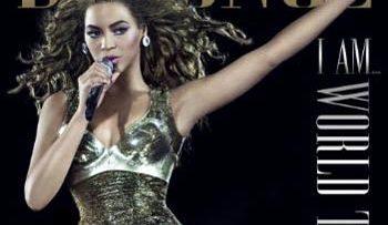Beyonce I Am World Tour Platinum