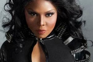 Photo of rapper Lil Kim