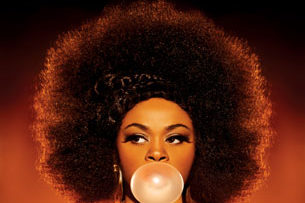 Photo of singer Jill Scott – Budweiser Superfest