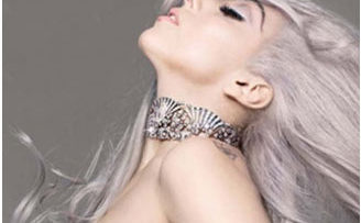 Photo of Lady Gaga – Topless For Vanity Fair