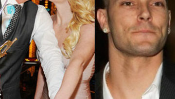 Photo of Britney Spears, Jason Trawick and Kevin Federline
