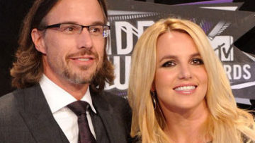 Photo of Britney Spears and Jason Trawick