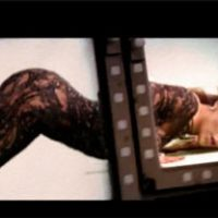 Jennifer Lopez in skin tight fashion in Will.i.am THE (The Hardest Ever) music video