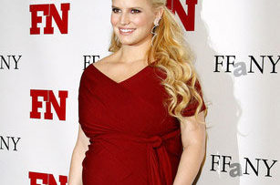 Photo of Jessica Simpson pregnant