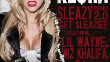 Cover Photo for Kesha – Sleazy Remix 2.0 – Get Sleazier
