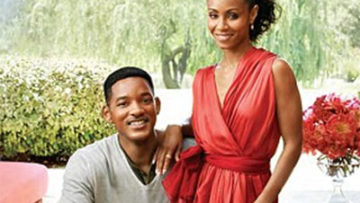 Photo of Will Smith and Jada Pinkett Smith – Architectural Digest Magazine