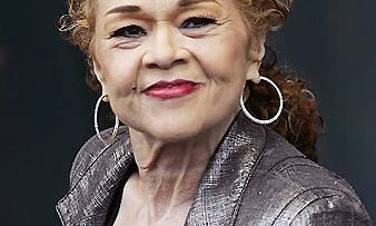 Photo of singer Etta James