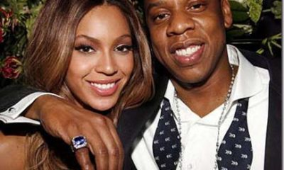Photo of Beyonce and Jay-Z