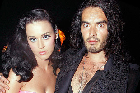 Photo of Katy Perry and ex-Husband Russell Brand