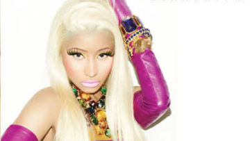 Photo – Nicki Minaj  Starships Single Cover
