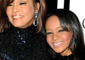 Photo of Bobbi Kristina and Whitney Houston