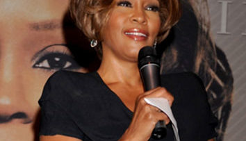 R.I.P. Photo of Whitney Houston, Dead at 48
