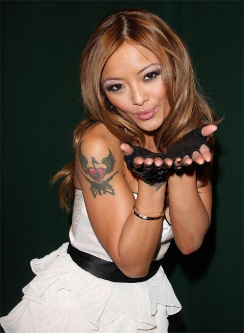Photo of reality star, model Tila Tequila