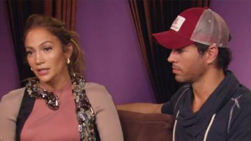 Photo – Jennifer Lopez, Enrique Iglesias