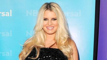Photo of Jessica Simpson – red carpet TCA All Star