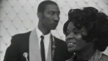 Photo of legendary Blue singer KoKo Taylor