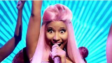 Photo – Nicki Minaj Pepsi Commerical