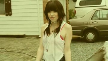 Carly Rae Jepsen music video Call Me Maybe