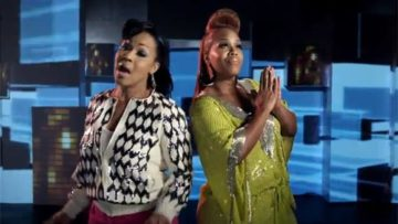 Photo – Mary Mary music video Go Get It