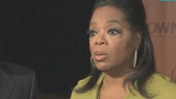 Photo – Oprah Winfrey speaks on Rihanna and Chris Brown Reunion