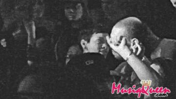 Photo – Rihanna and Chris Brown together at club